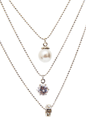 Necklace chains that can be repaired at Forever Diamonds in Gilbert, AZ.